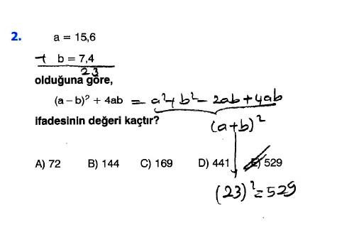 Supara Tyt Matematik çarpanlara Ayırma Test 4 çözümleri Matematik