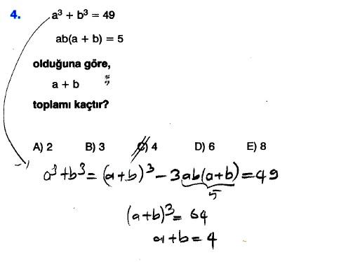 Supara Tyt Matematik çarpanlara Ayırma Test 9 çözümleri Matematik